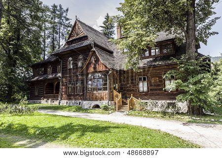Zakopane Style Museum In The Historic Villa Koliba