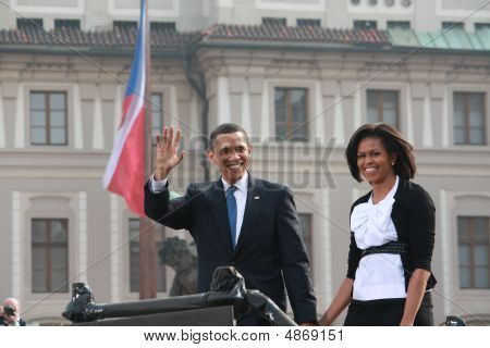 Speech of Barack Obama in Prague 5.4.2009