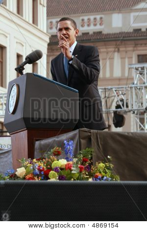 Speech of Barack Obama in Prague.