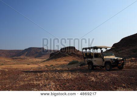 Safari In Namibia