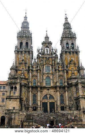 Cathedral de Compostela