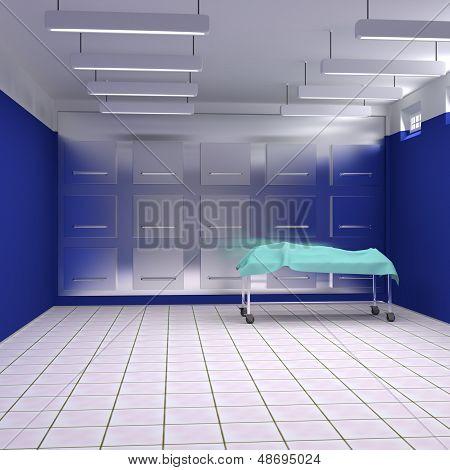 Morgue Interior