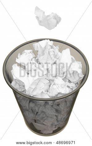 wastepapers