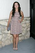 LOS ANGELES - JUL 27:  Teresa Castillo arrives at the 2013 General Hospital Fan Club Luncheon  at th