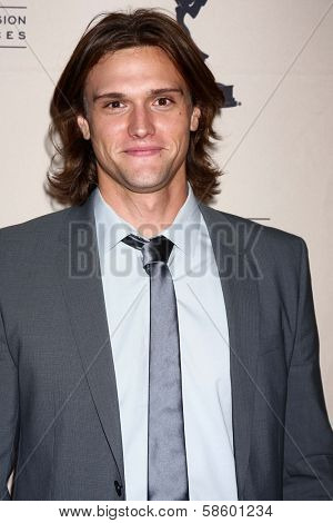 Hartley Sawyer at the Daytime Emmy Nominees Reception presented by ATAS, Montage Beverly Hills, CA 06-13-13