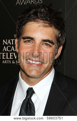 Galen Gering at the 40th Annual Daytime Emmy Awards, Beverly Hilton Hotel, Beverly Hills, CA 06-16-13