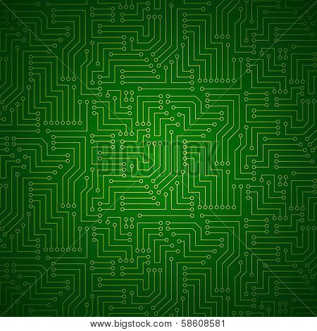 Shining Printed Circuit Board