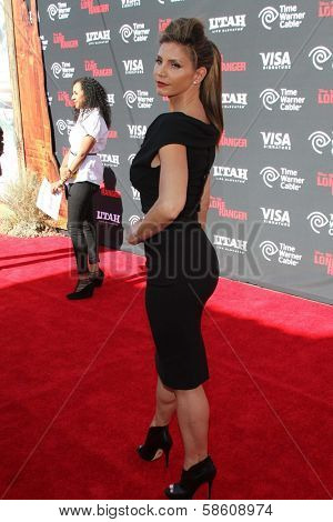 Charisma Carpenter at