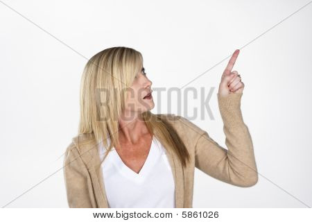 Mature Model Pointing