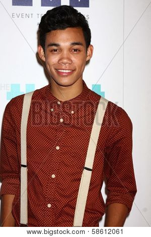Roshon Fegan at the 4th Annual Thirst Gala, Beverly Hilton Hotel, Beverly Hills, CA 06-25-13