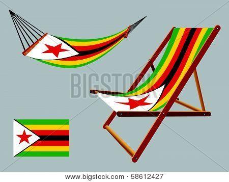 Zimbabwe Hammock And Deck Chair