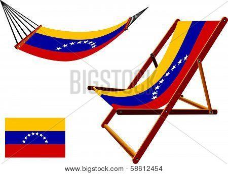 Venezuela Hammock And Deck Chair