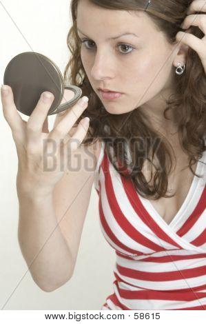 Checking Hair