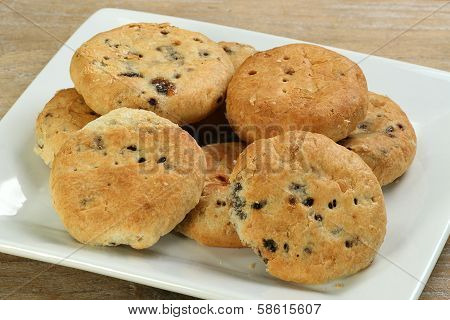 Lancashire Eccles Cakes