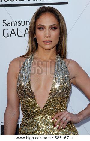 Jennifer Lopez at the 2013 Billboard Music Awards Arrivals, MGM Grand, Las Vegas, NV 05-19-13