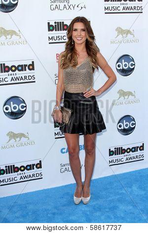 Audrina Patridge at the 2013 Billboard Music Awards Arrivals, MGM Grand, Las Vegas, NV 05-19-13