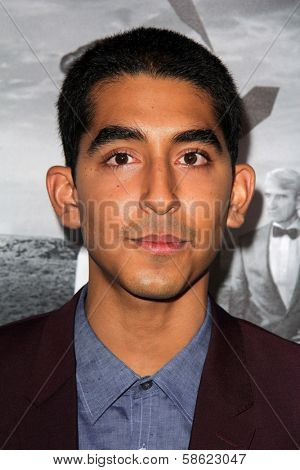 Dev Patel at