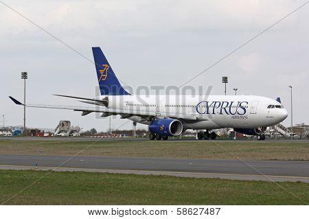 A330 Cyprus