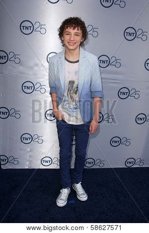 Maxim Knight at the TNT 25th Anniversary Party, Beverly Hilton Hotel, Beverly Hills, CA 07-24-13