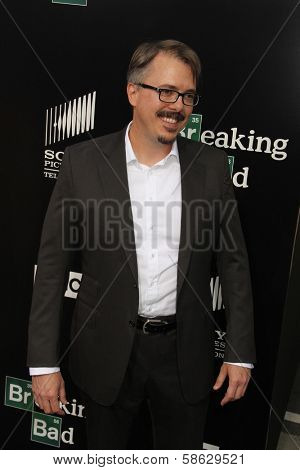 Vince Gilligan at the
