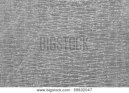Metal Pixel Texture, Silver Mosaic Squares Background