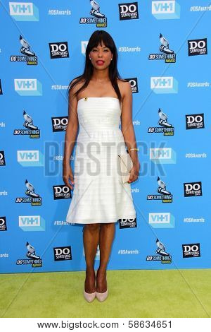 Aisha Tyler at DoSomething.org And VH1's 2013 Do Something Awards, Avalon, Hollywood, CA 07-31-13