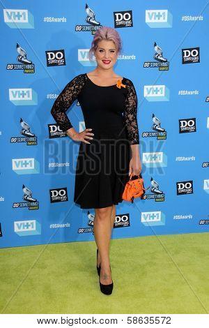 Kelly Osbourne at DoSomething.org And VH1's 2013 Do Something Awards, Avalon, Hollywood, CA 07-31-13