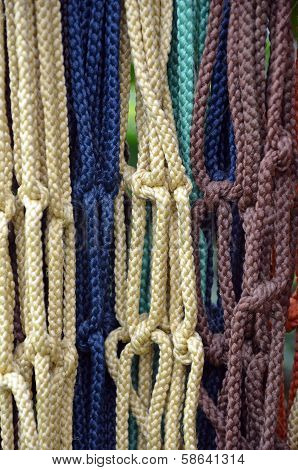 Colorful Macrame