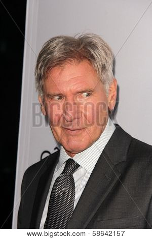 Harrison Ford at the
