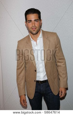 Jesse Metcalfe at the 12th Annual InStyle Summer Soiree, Mondrian, West Hollywood, CA 08-14-13