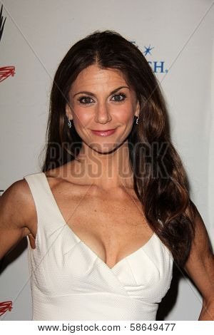 Samantha Harris at Superstars for Hope honoring Make-A-Wish, Beverly Hills Hotel, Beverly Hills, CA 08-15-13