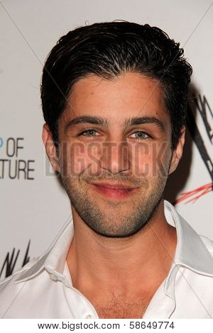 Josh Peck at Superstars for Hope honoring Make-A-Wish, Beverly Hills Hotel, Beverly Hills, CA 08-15-13