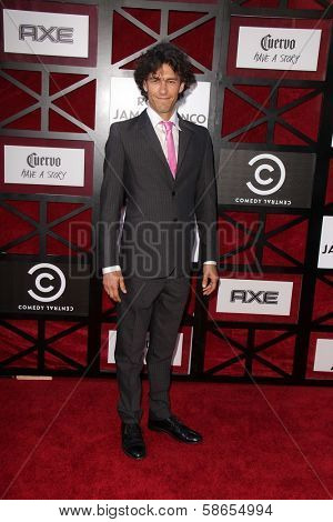Tom Franco at the Comedy Central Roast Of James Franco, Culver Studios, Culver City, CA 08-25-13