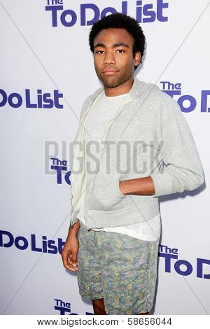 Donald Glover at