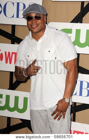 LL Cool J at the CBS, Showtime, CW 2013 TCA Summer Stars Party, Beverly Hilton Hotel, Beverly Hills, CA 07-29-13