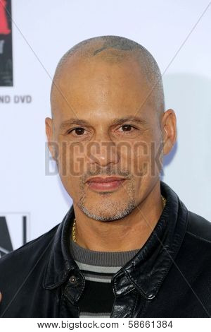 David Labrava at the