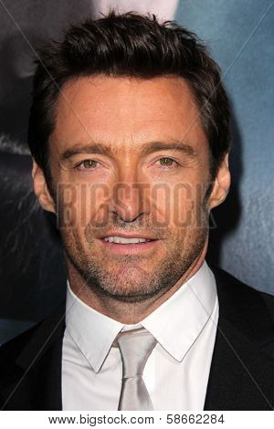 Hugh Jackman at the