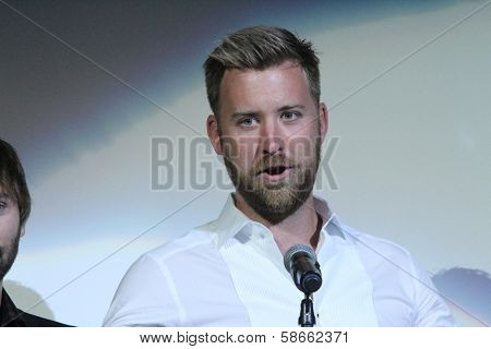 Charles Kelley at the 7th Annual ACM Honors, Ryman Auditorium, Nashville, TN 09-10-13