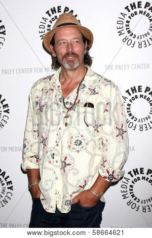 Brian Wimmer at the PaleyFest Fall Flashback -