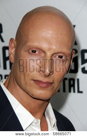 Joseph Gatt at the