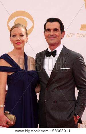 Ty Burrell at the 65th Annual Primetime Emmy Awards Arrivals, Nokia Theater, Los Angeles, CA 09-22-13