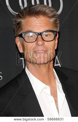 Harry Hamlin at the BAFTA Los Angeles TV Tea 2013, SLS Hotel, Beverly Hills, CA 09-21-13