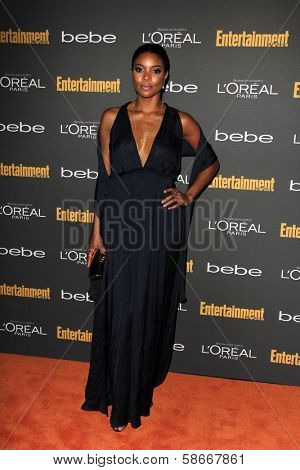 Gabrielle Union at the 2013 Entertainment Weekly Pre-Emmy Party, Fig& Olive, Los Angeles, CA 09-20-13
