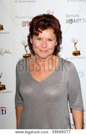 Imelda Staunton at the 65th Annual Emmy Awards Performers Nominee Reception, Pacific Design Center, West Hollywood, CA 09-20-13