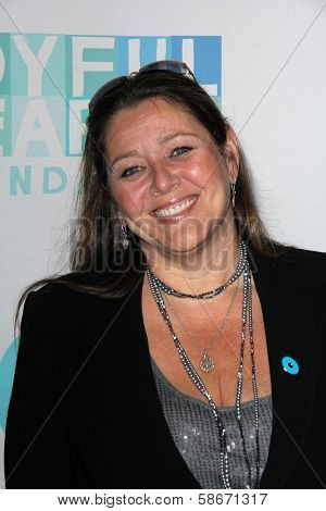 Camryn Manheim at the Joyful Heart Foundation celebrates the No More PSA Launch, Milk Studios, Los Angeles, CA 09-26-13