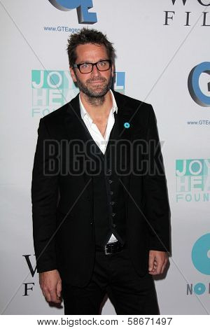 Peter Hermann at the Joyful Heart Foundation celebrates the No More PSA Launch, Milk Studios, Los Angeles, CA 09-26-13