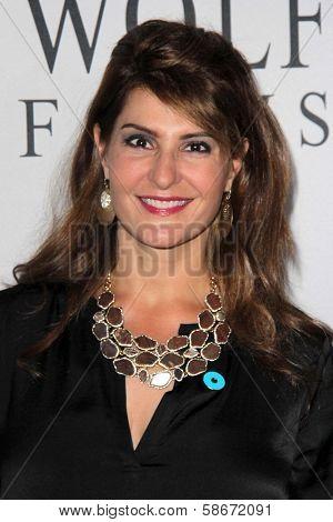 Nia Vardalos at the Joyful Heart Foundation celebrates the No More PSA Launch, Milk Studios, Los Angeles, CA 09-26-13