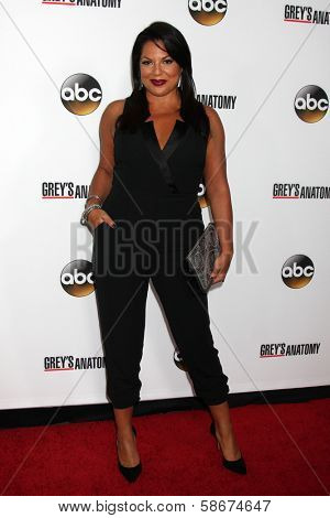 Sara Ramirez at the