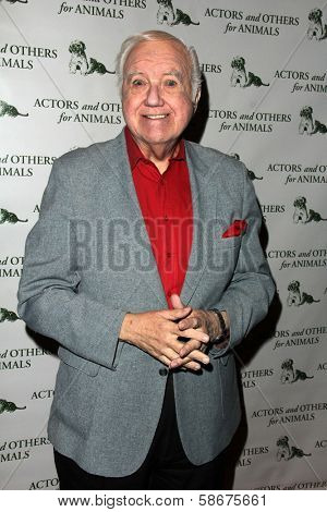Chuck McCann at Actors and Others for Animals Celebrates