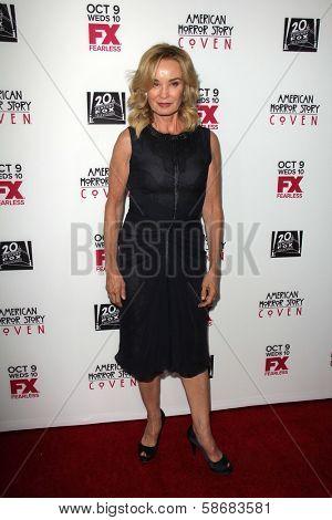 Jessica Lange at the
